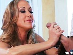 Brandi Love gets banged so hard by Johnny Sins