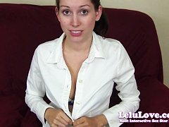 Lelu Love Job Interview Virtual Fuck